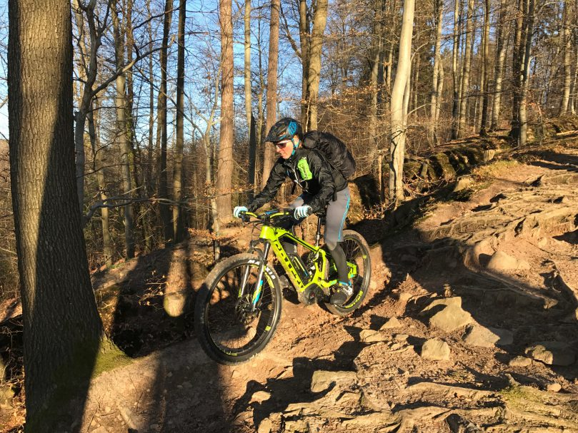 First Trail Ride 2017 – Mondraker eCRAFTY R+