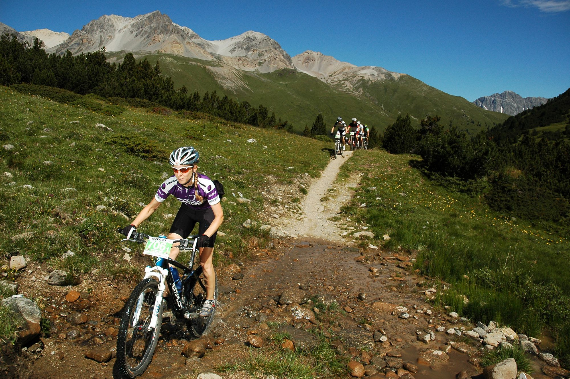 Bike Transalp Etappe 5