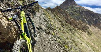 EMTB Abenteuer auf der Furcletta – Welschtobel-Tour in der Schweiz (Arosa / Lenzerheide) – Sobald nur noch die Murmeltiere über mich wachen schreit mein Herz vor Glück!