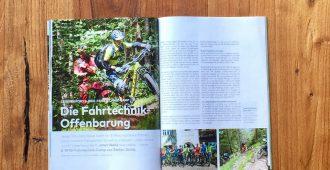 """""""Die Fahrtechnik – Offenbarung"""" / EMTB Fahrtechnikcamp bei Stefan Schlie im Hotel Steineggerhof in Südtirol"""
