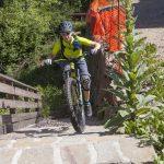 eMTB Treppen Uphill