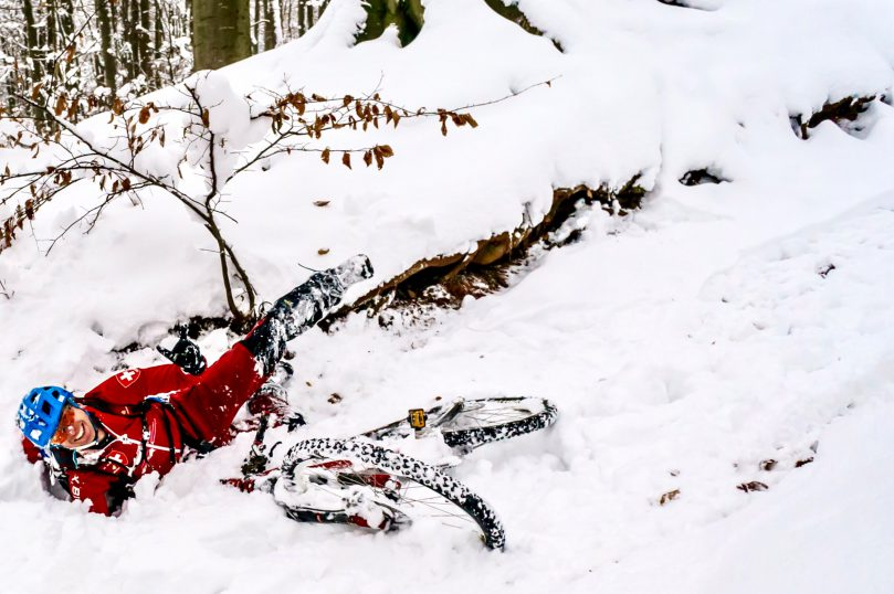 Tracking - Sicherheit beim Mountainbiken