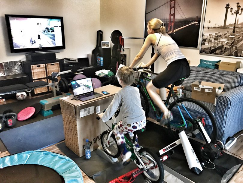 Video: Zwift – indoor cycling for everyone!