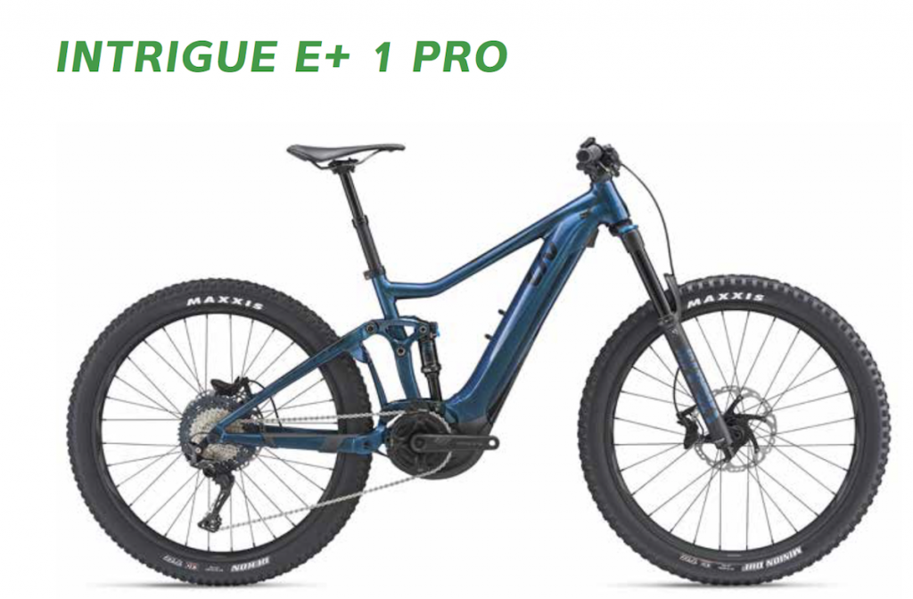 Liv Intrigue E+ 1 Pro