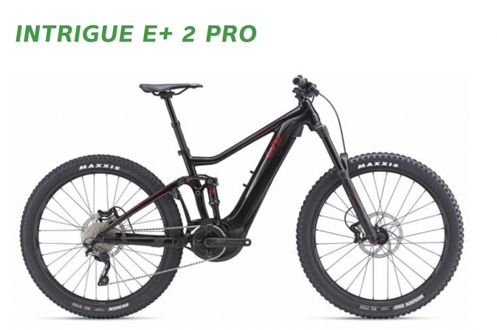 Liv Intrigue E+ 2 Pro