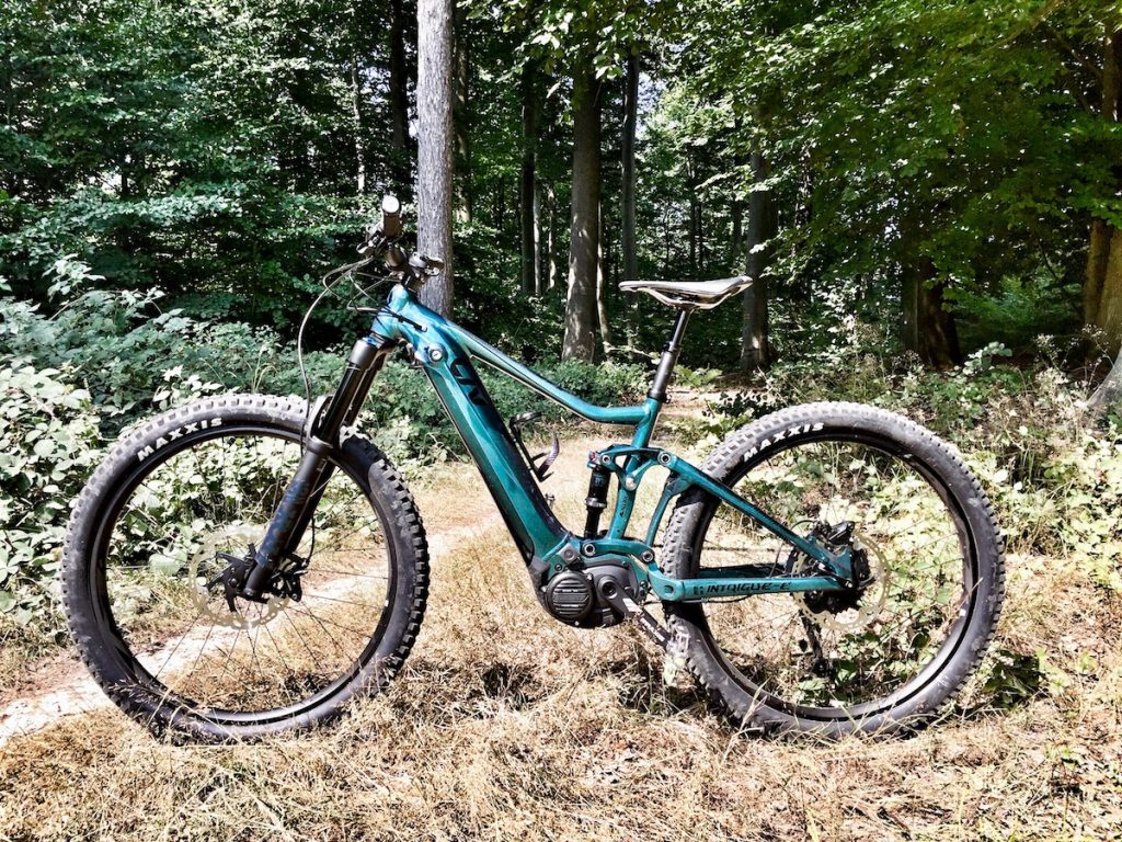 Liv Intrigue E+, E-Mountainbikes für Frauen
