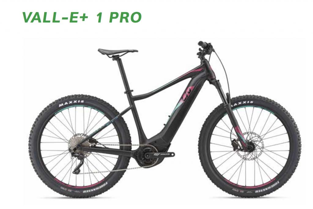 Liv Vall E+1 Pro