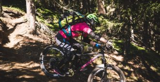 Der Haideralm Trail zählt zu den anspruchsvollsten Enduro Trails am Reschenpass – Trailcheck