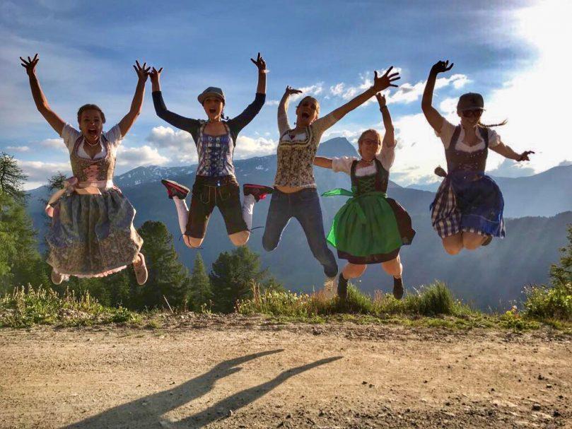 Women`s Bike Camp in Reschen begeistert 87 Frauen!