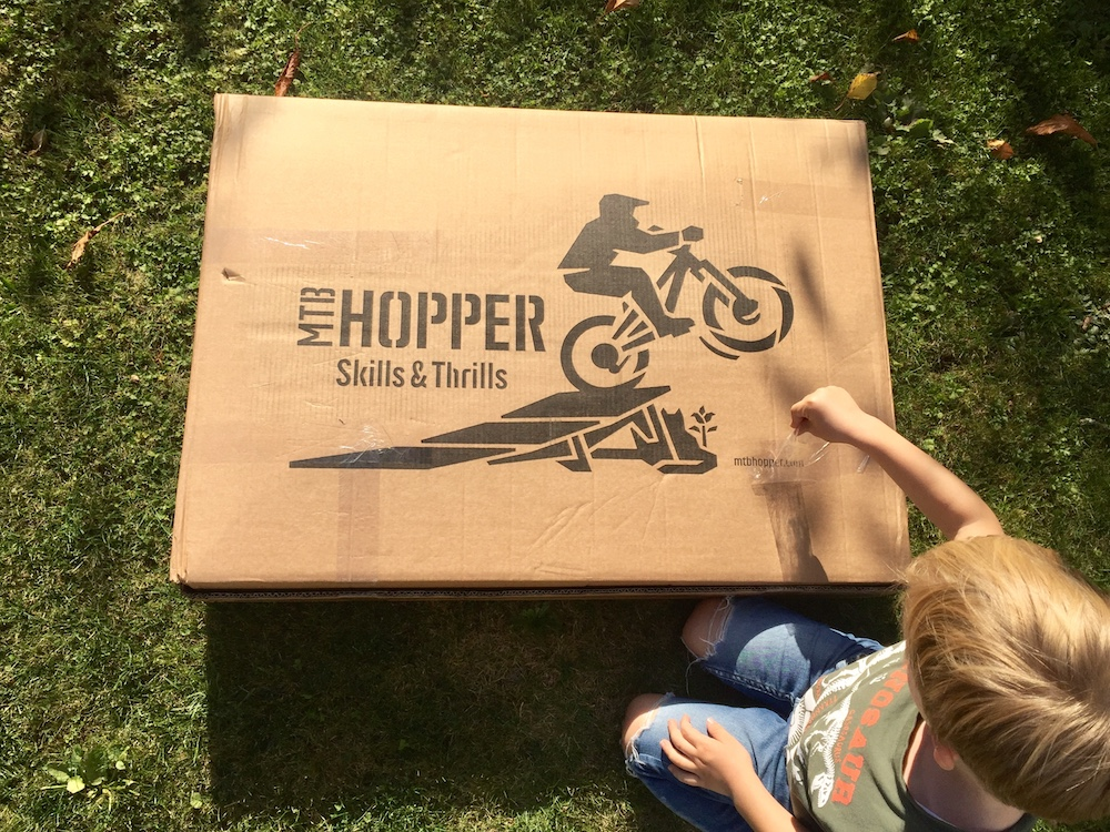 MTB Hopper