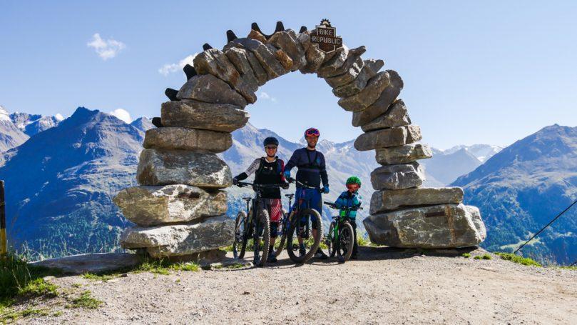Bikefamilie