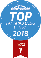 ebike Blog Platz eins Top Fahrrad Blog
