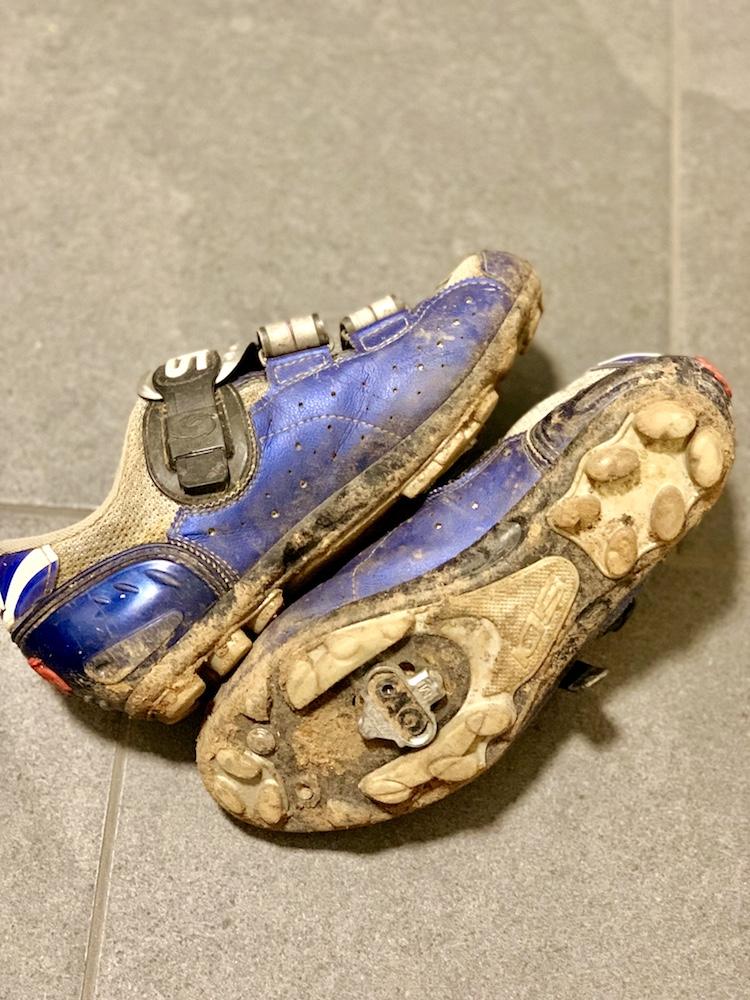 Klickpedal Schuhe