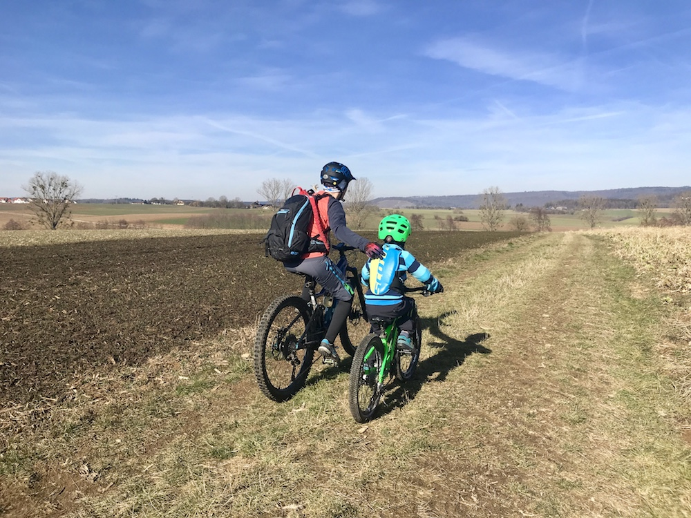 Erste Biketour_2019