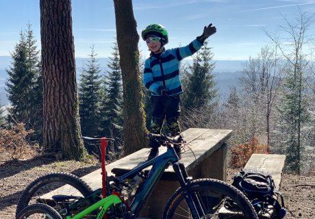 Erste Biketour 2019
