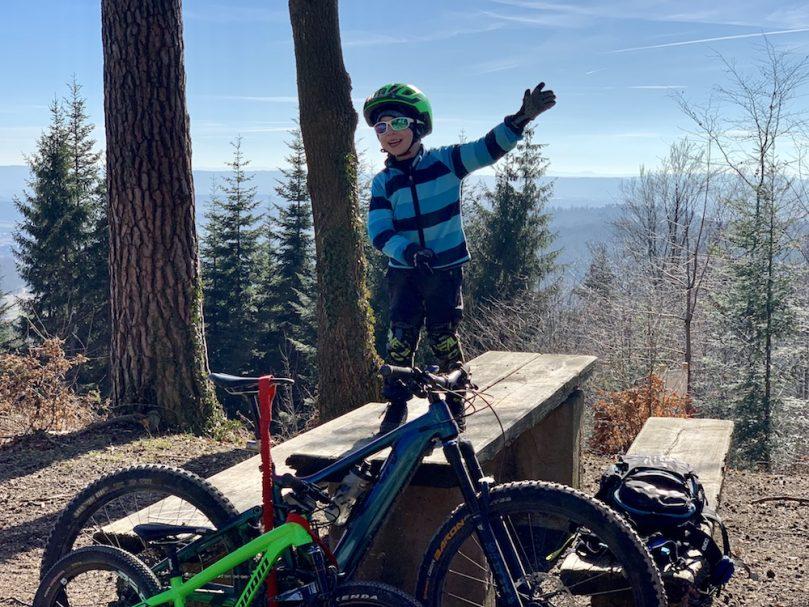 Die erste E-Bike Tour 2019 – Frühlingserwachen im Februar.