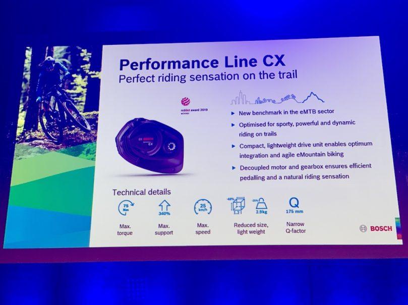 Der neue Bosch Performance Line CX Modelljahr 2020 – Testbericht und Neuheiten von Bosch