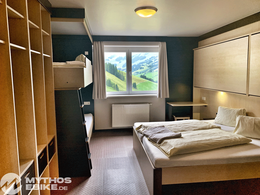 Buchegg Resort Zimmer