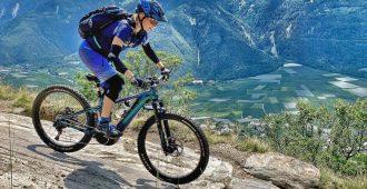Mit dem E-Mountainbike in Latsch und La Dolce Vita im Hotel Jagdhof