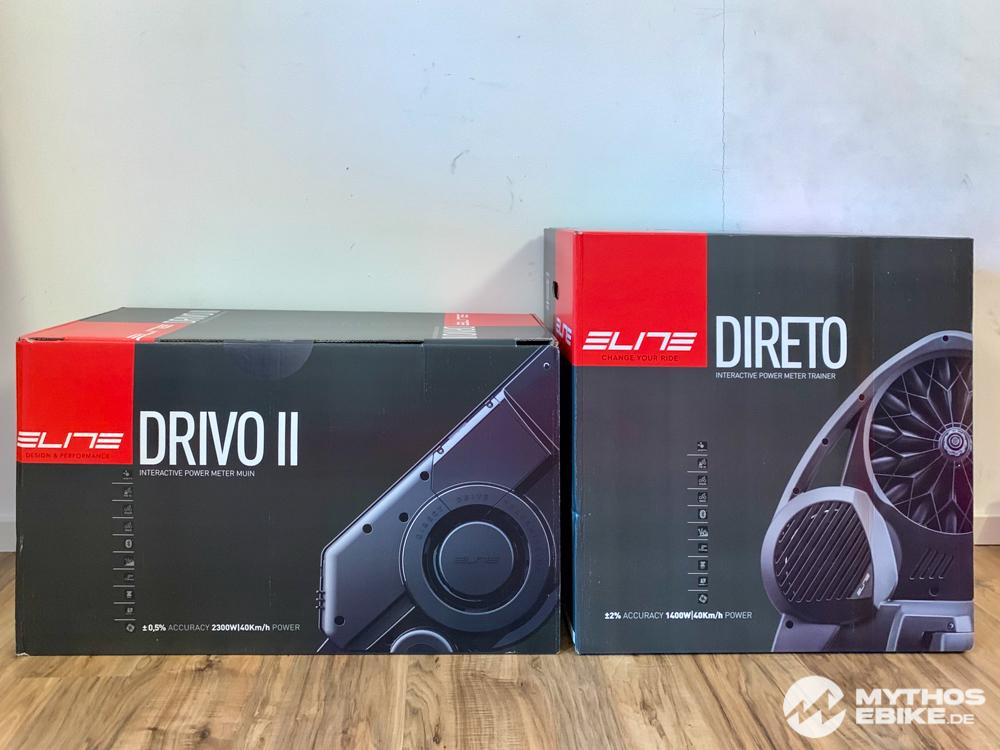 Elite Drivo II, Elite Direto