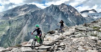 Die Gahe Line und die Ollweite Line – der neue und einer der spaßigsten Trails in der Bikerepublik Sölden – Trailcheck