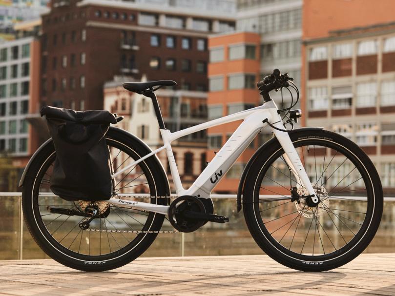 Liv Thrive E+ Pro und Liv Thrive E+ EX Pro – zwei neue E-Fitnessbikes bzw. E-Rennräder