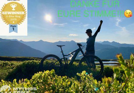 1 Platz Wahl Top Fahrrad und E-Bike Blog 2019