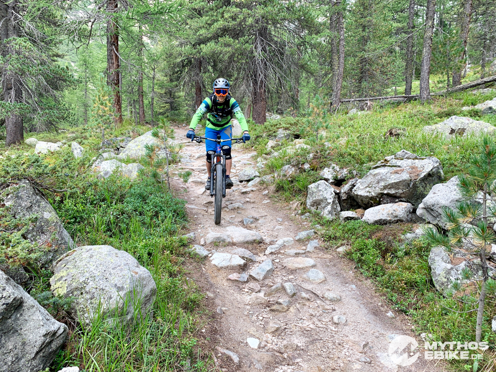 MTB Trail Bernina Express