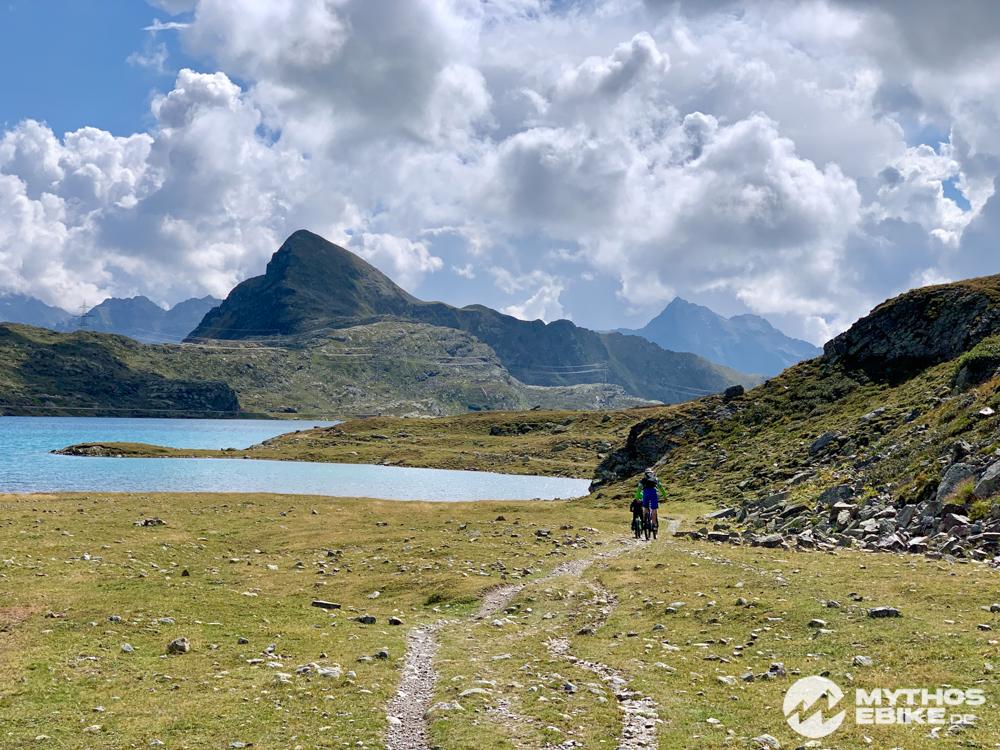 Lago Bianco MTB