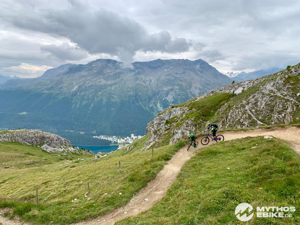 Corviglia Flow Trail