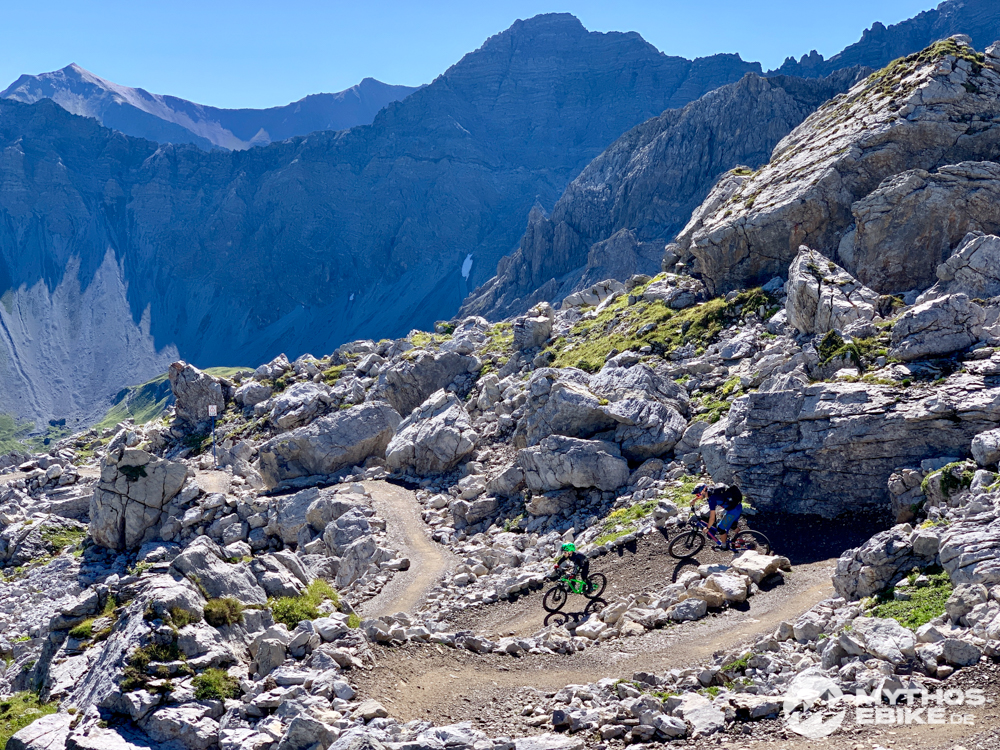 MTB Hoernli Trail Arosa