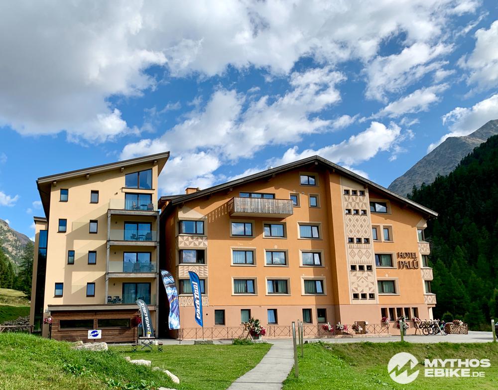 Ansicht Hotel Palü