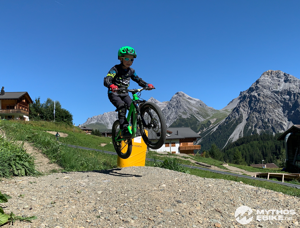 MTB Skill Center Arosa Table