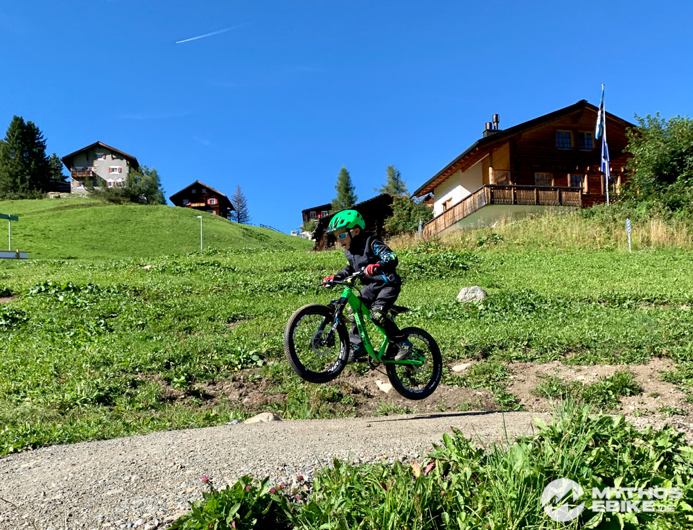 MTB Skill Center Arosa Table Kind