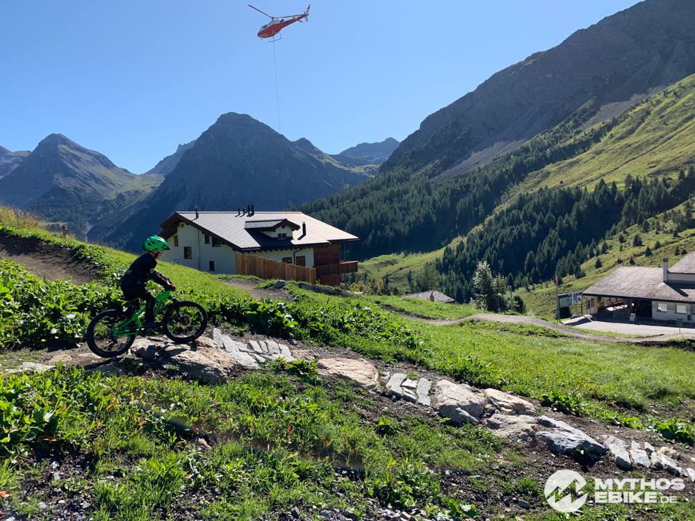 MTB Skill Center Arosa Steinfeld