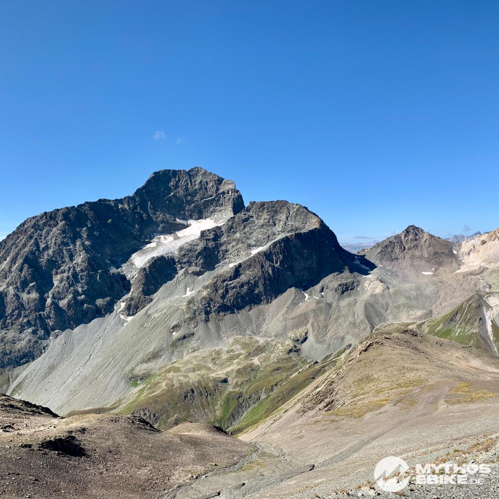 Berge Engadin