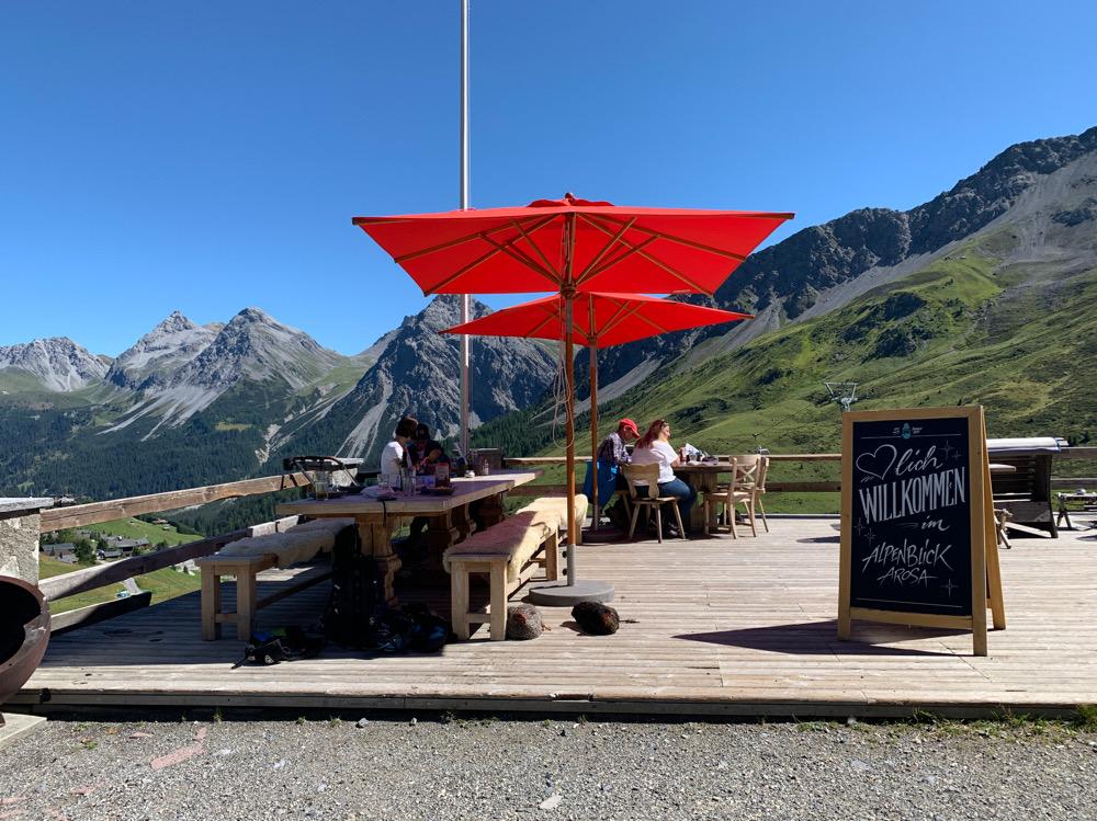 Restaurant Alpenblick Arosa