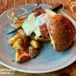 Restaurant Charlotte Hotel Seehof Arosa Burger
