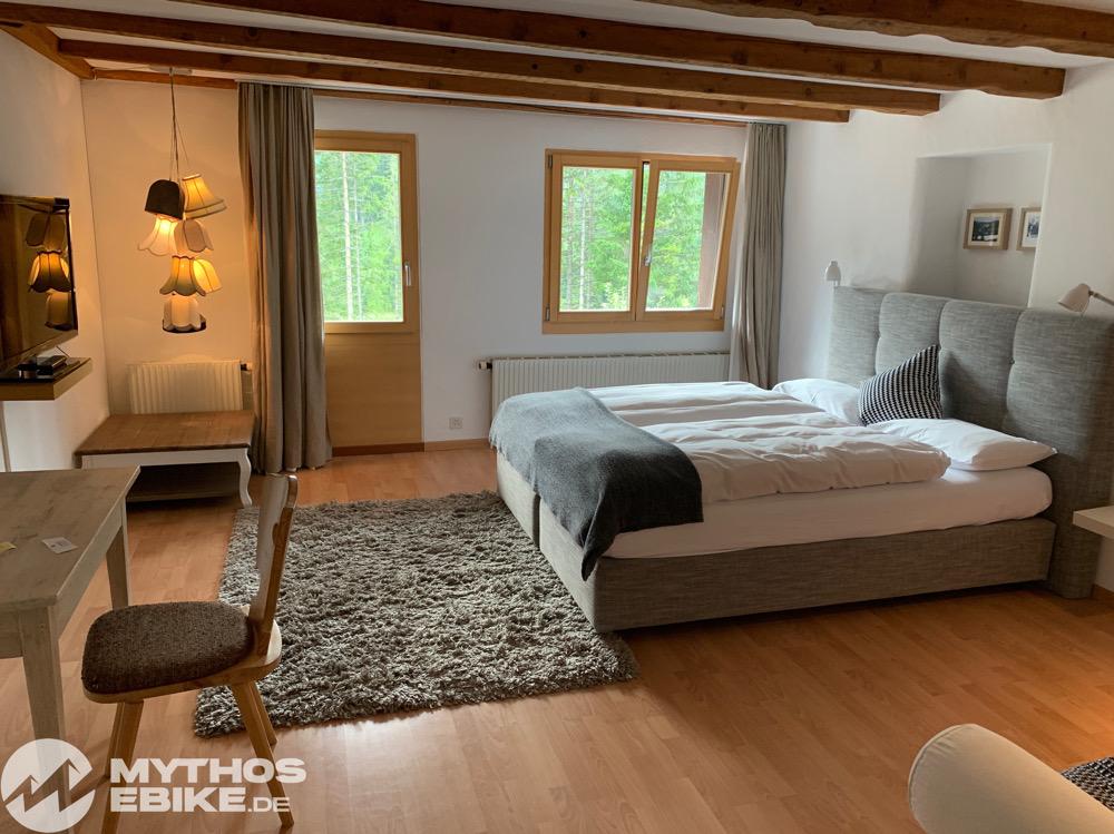 Zimmer Hotel Seehof Arosa