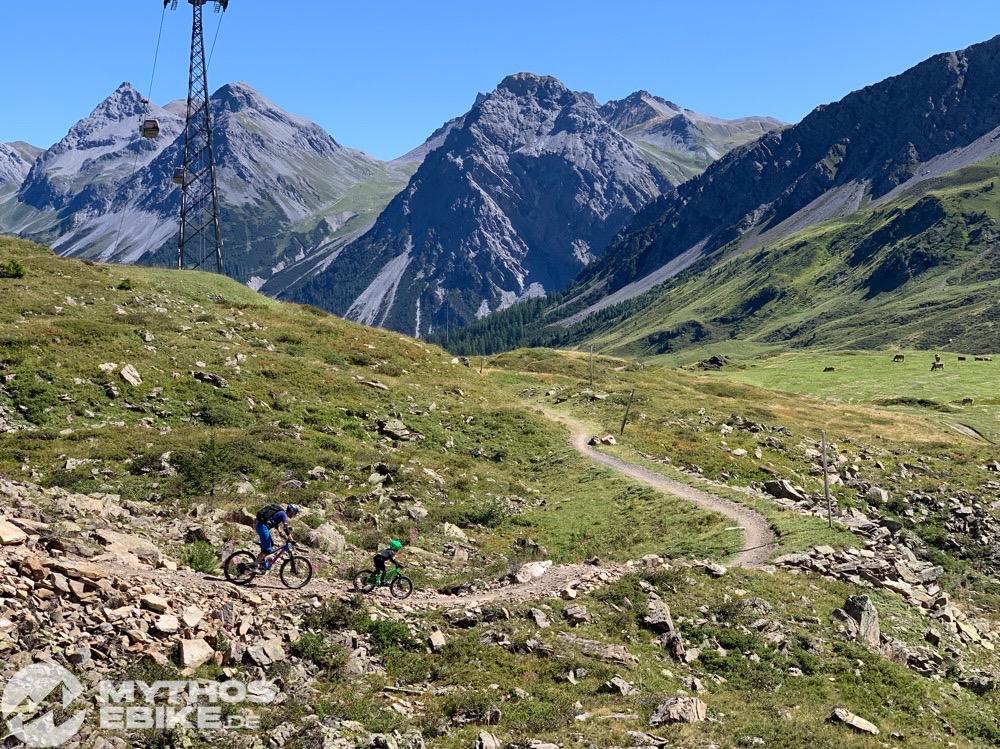 Hoernli Trail Arosa