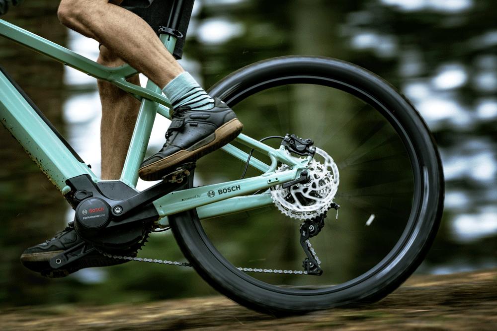 Bosch Performance Line Antrieb