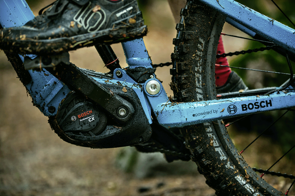 Bosch Performance Line CX Antrieb