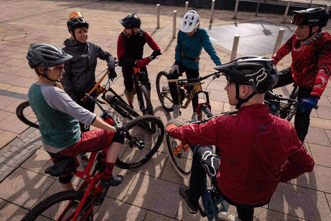 Mountainbike Stuttgart Verein Axel Brunst