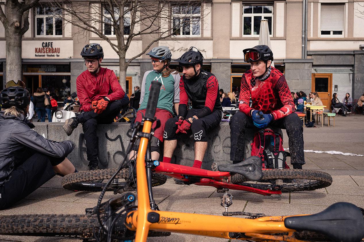 Mountainbike Stuttgart Verein
