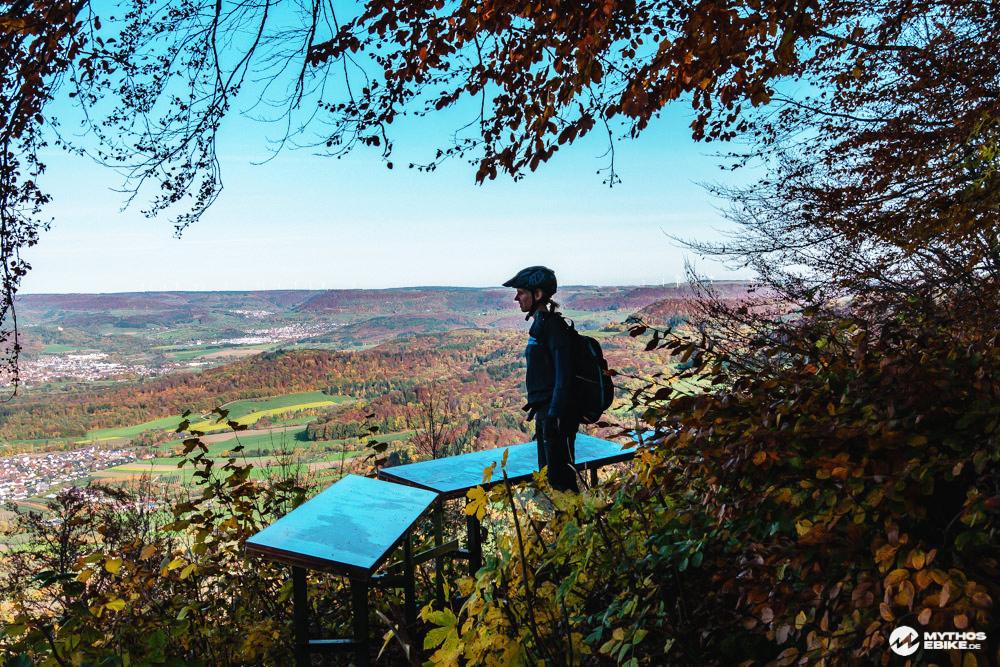 Alb-Crossing Aussicht Fuchseck