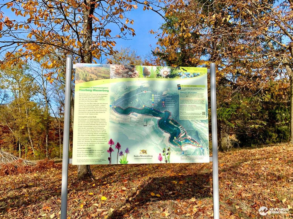 Alb-Crossing Naturschutzgebiet Haarberg-Wasserberg