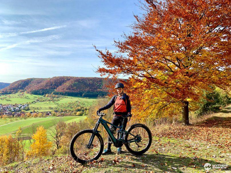 Alb-Crossing: Schwäbische Alb erleben mit dem E-Bike und dem Crossrad