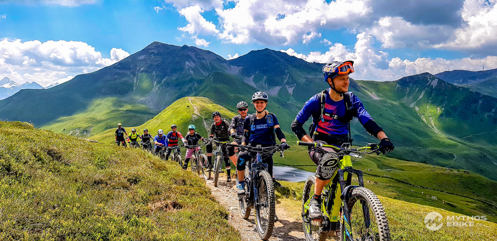 Mythos ebike Camp eMountainbiker