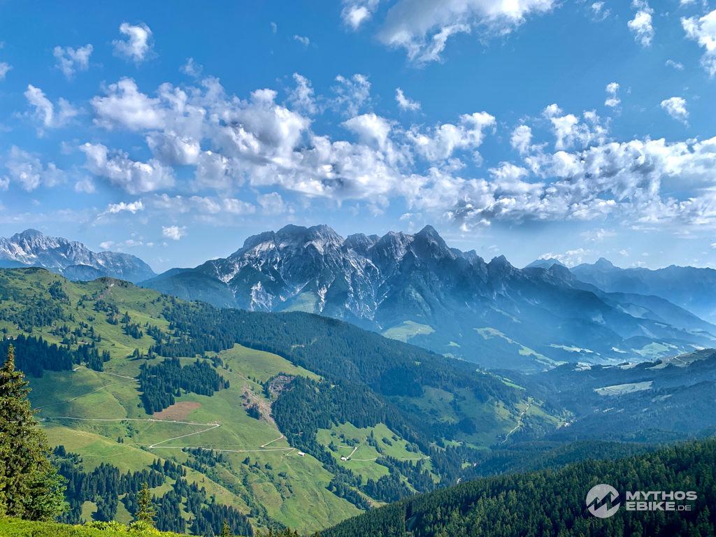 Ausblick Kohlmaiskopf