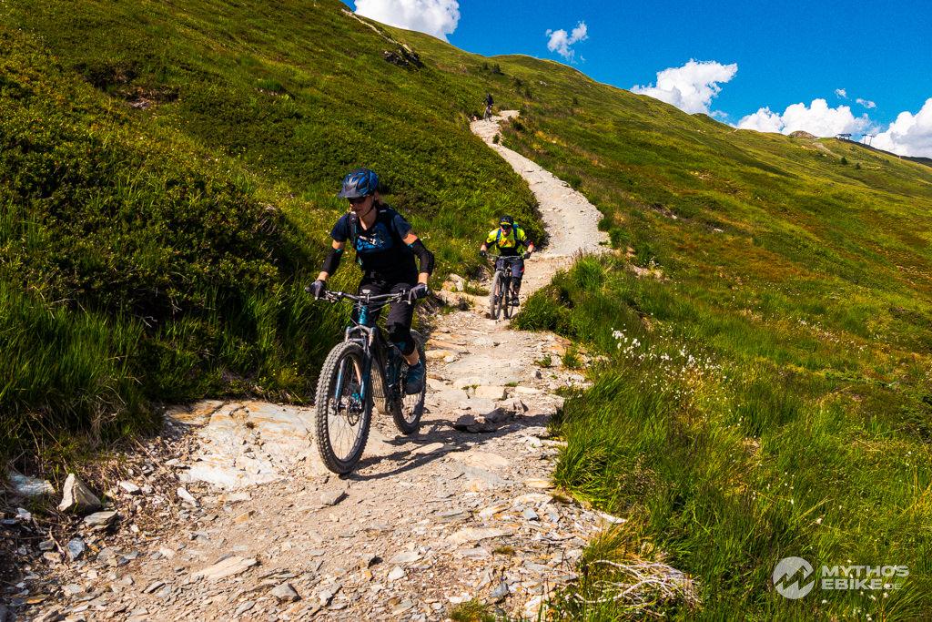 Hochalm Trail eMTB